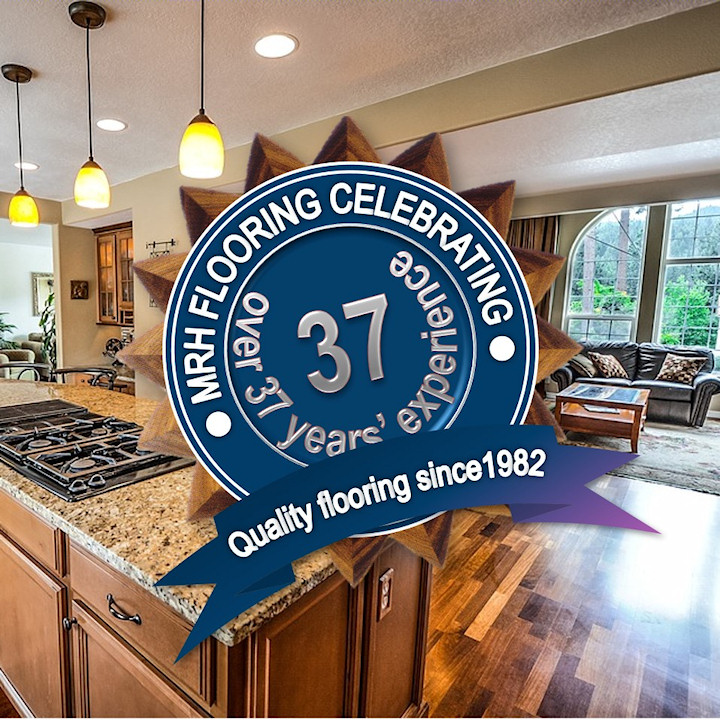MRH Flooring, providing quality floors since 1982
